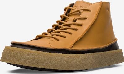 CAMPER Chaussure à lacets en orange, Vue avec produit
