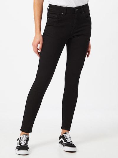 EDC BY ESPRIT Jeans i black denim, Modelvisning