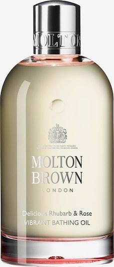 Molton Brown Badeöl 'Delicious Rhubarb & Rose Vibrant' in beige, Produktansicht