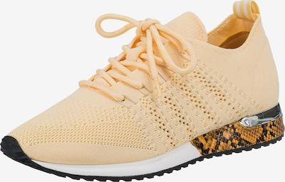 LA STRADA Sneaker in hellgelb, Produktansicht