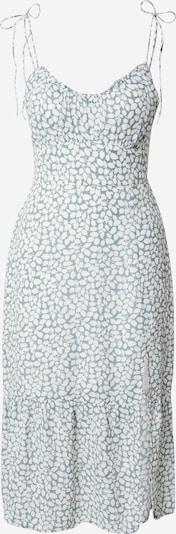 menta / fehér Abercrombie & Fitch Nyári ruhák, Termék nézet