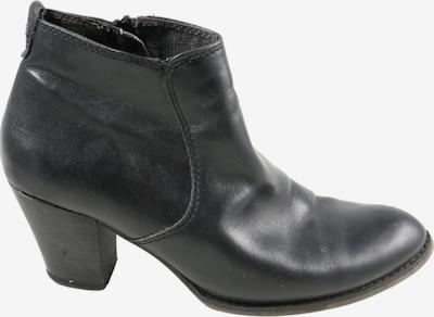 Minozzi Milano Reißverschluss-Stiefeletten in 39 in schwarz, Produktansicht
