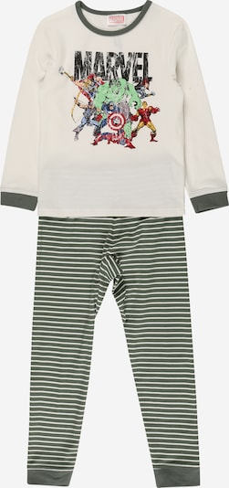 Pigiama 'ORLANDO' Cotton On di colore beige / cachi / colori misti, Visualizzazione prodotti