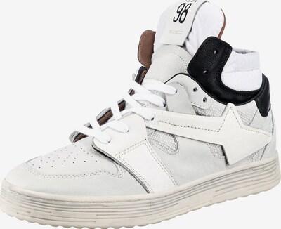 A.S.98 Sneaker in pastellblau / schwarz / weiß, Produktansicht