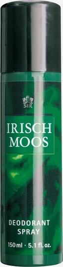 Sir Irisch Moos Deo in grün, Produktansicht