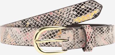 PIECES Колан 'BAVEN' в телесен цвят / жълто / оранжево / антично розово / черно, Преглед на продукта