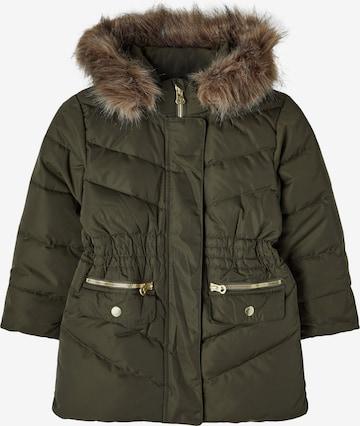 Giacca invernale 'Maxim' di NAME IT in verde