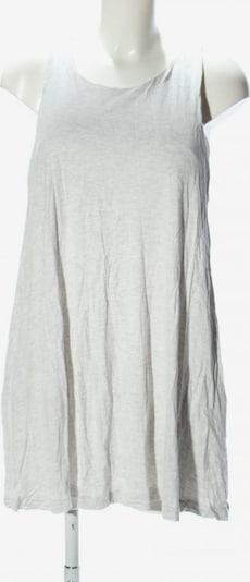 H&M Jerseykleid in M in hellgrau, Produktansicht