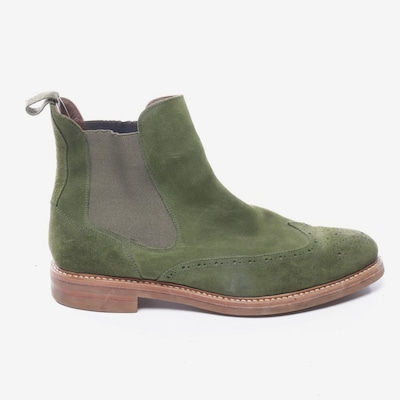 handstich Chelsea Boots in 45,5 in grün, Produktansicht