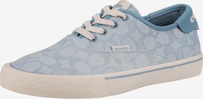 COACH Sneaker in rauchblau / weiß, Produktansicht