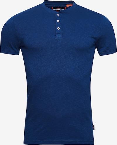 Superdry T-Shirt en bleu, Vue avec produit