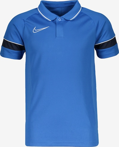 NIKE Sportshirt 'Academy' in hellblau / dunkelblau / weiß, Produktansicht