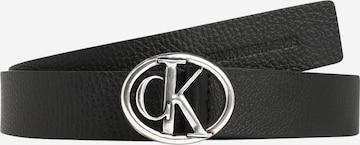 Curea de la Calvin Klein Jeans pe negru