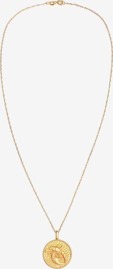 ELLI Halskette Sternzeichen, Sternzeichen - Krebs in gold, Produktansicht