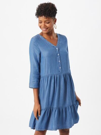 TOM TAILOR Kleid in blau, Modelansicht