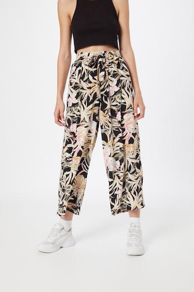 sötétsárga / pitaja / fekete / fehér Orsay Élére vasalt nadrágok: Elölnézet