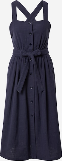 Vasarinė suknelė iš sessun , spalva - tamsiai mėlyna, Prekių apžvalga