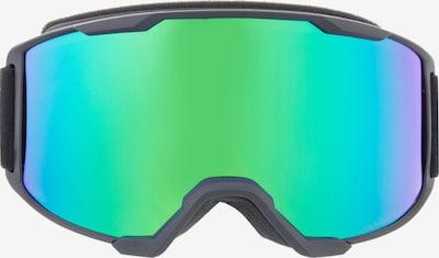 Red Bull Spect Skibrille in blau / grün / schwarz, Produktansicht