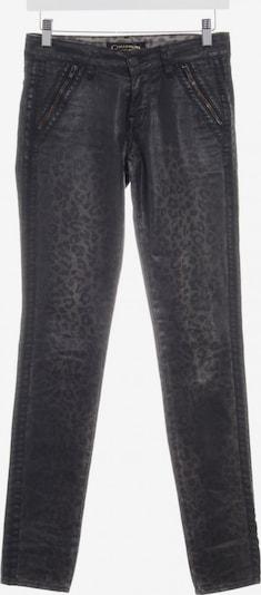 Cimarron Stretchhose in M in dunkelgrau / schwarz, Produktansicht