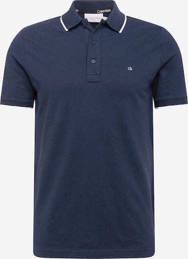 Calvin Klein Tričko - námořnická modř / bílá, Produkt
