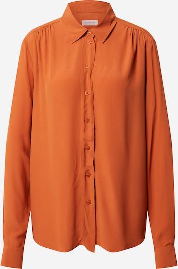 Bluză SEIDENSTICKER pe portocaliu, Vizualizare produs