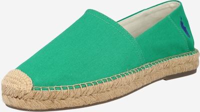 Polo Ralph Lauren Espadrilles 'CEVIO' in grasgrün, Produktansicht
