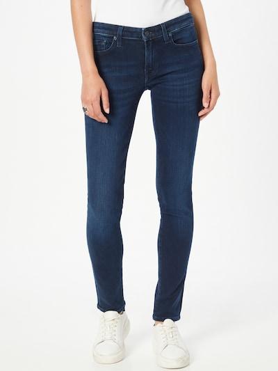 7 for all mankind Jeans 'PYPER' in dunkelblau: Frontalansicht