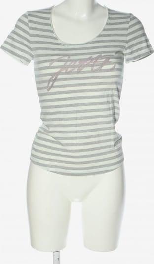 JETTE T-Shirt in S in hellgrau / weiß, Produktansicht