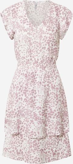 Sublevel Letnia sukienka w kolorze stary róż / białym, Podgląd produktu