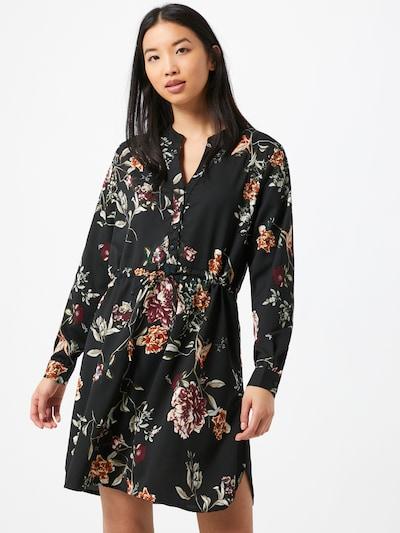 ONLY Kleid 'Cory' in mischfarben / schwarz, Modelansicht