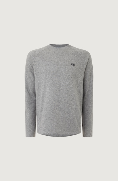 O'NEILL Sweatshirt 'Pitch' in grau, Produktansicht