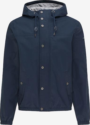 DreiMaster Maritim Functionele jas in de kleur Navy, Productweergave