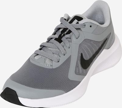Sportiniai batai 'Downshifter 10' iš NIKE , spalva - pilka / juoda, Prekių apžvalga