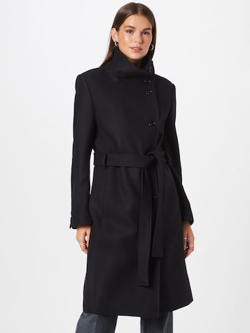juoda DRYKORN Demisezoninis paltas