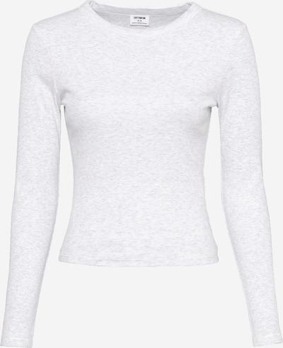 Cotton On T-shirt 'THE TURN BACK' en gris clair, Vue avec produit