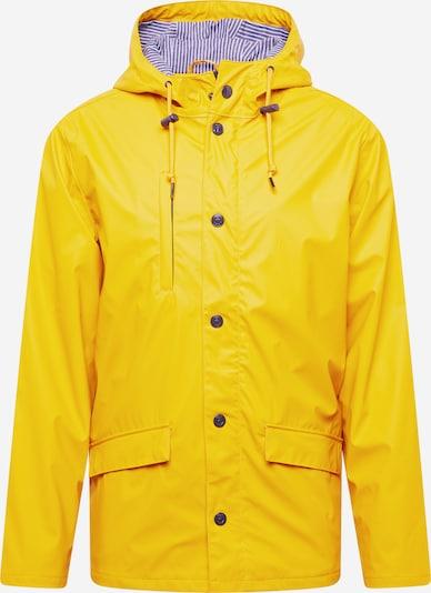 Derbe Jacke 'Passby fisher' in blau / gelb, Produktansicht