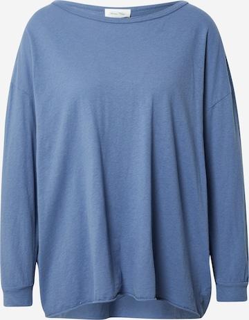 AMERICAN VINTAGE - Camiseta 'Aksun' en azul
