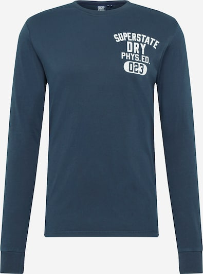 Superdry Majica u mornarsko plava / bijela, Pregled proizvoda