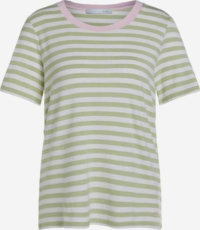 OUI Camiseta en verde / rosa / blanco, Vista del producto