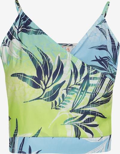 IZIA Top in de kleur Blauw / Gemengde kleuren, Productweergave