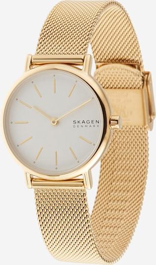 SKAGEN Analog Watch in Gold / White, Item view