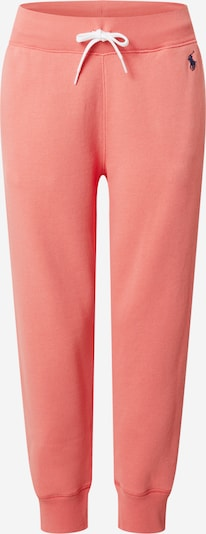POLO RALPH LAUREN Trousers in pastel red, Item view