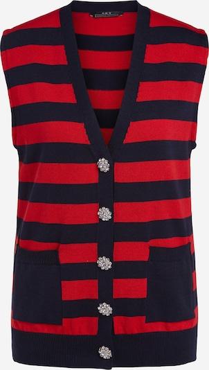 SET Vest in Dark blue / Dark red, Item view