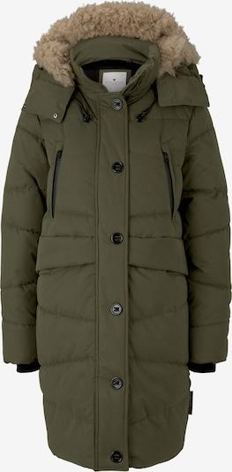 TOM TAILOR Jacke in dunkelgrün, Produktansicht