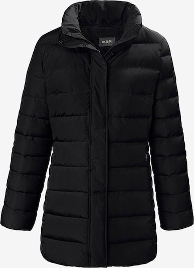 Basler Outdoorjacke in schwarz, Produktansicht
