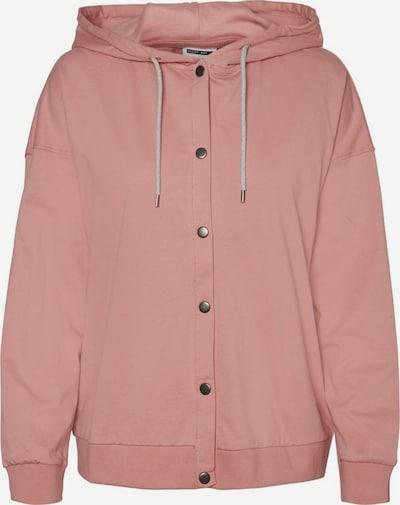 Noisy may Zip-Up Hoodie in Pink, Item view