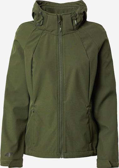 4F Chaqueta de montaña en verde, Vista del producto