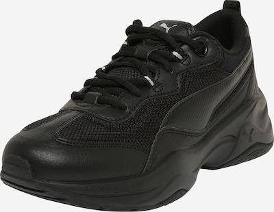 PUMA Sneakers laag 'Cilia' in de kleur Zwart / Wit, Productweergave