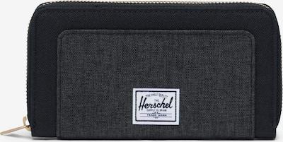 Herschel Geldbeutel 'Thomas' in schwarz, Produktansicht