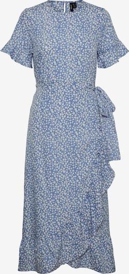 VERO MODA Šaty 'Henna' - modrá / prírodná biela, Produkt